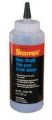 L.S. Starrett SC8R 8-OZ RED CHALK REFI, 1/BO, #63147