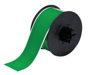 Brady BBP31 Indoor/Outdoor Vinyl Tapes, 100 ft x 2 1/4 in, Green, 1/RL, #B30C2250595GN