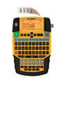 "DYMO RHINO 4200 Label Printer, 1/4""-3/4"", Yellow, 1/EA, #1801611"