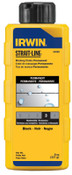 Stanley Products Permanent Staining Marking Chalks, 8 oz, Permanent Black, 6/BX, #64908