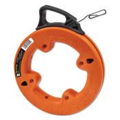 "Klein Tools 25 FT. STEEL FISH TAPE- 1/8"" WIDE, 1/EA, #56000"