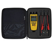 Klein Tools Ranger Testing Kit with Case and Adaptors, (4) AA alkaline batteries, 1/EA, #VDV501815