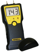General Tools Digital/LED Moisture Meters, Pin Type, 1/EA, #MMD4E