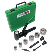 Greenlee Speed Punch Knockout Punch Kits, 1/2 in - 2 in, 1/KT, #7908SBSP
