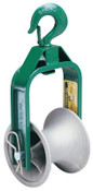 "Greenlee 15325 12"" HOOK SHEAVE, 1/EA, #51153250"