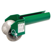 "Greenlee 4"" FEEDING SHEAVE, 1/EA, #50303473"