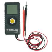 Greenlee Pocket Multimeters, 5 Function, 450V AC/DC, 1/EA, #50116894
