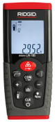 Ridge Tool Company Micro LM-100 Laser Distance Meters, Inches/Feet/Meters to 164 ft, 1/EA, #36158