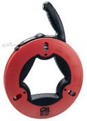 Gardner Bender UPPERHAND STEEL FISHTAPEW/RUBBER GRIPS 250'X1/8, 2/CTN, #FTS250R
