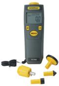 General Tools Contact & Non-Contact Tachometer Kits, Auto Range, 1/EA, #PCT900