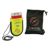 Greenlee V-Watch Voltage Detector, (3) AAA Batteries, 120 V ac, 1/EA, #VWS20