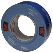 3M Duct Tapes 3900, Blue, 5 1/2 in x 5 1/2 in x 7.7 mil, 1/RL