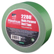 Berry Global 2280 General Purpose Duct Tapes, Green, 55m x 48mm x 9 mil, 24/CA