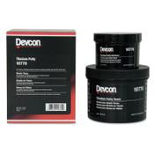 Devcon Titanium Putty, 2 lb Tub, 1/EA