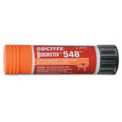 Loctite QuickStix 548 Gasket Eliminator Flange Sealant, 18 g Tube, Orange, 5/CA