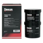 Devcon Titanium Putty, 1 lb Can, 1/EA