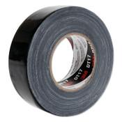 3M DT17 Super-Duty Black Duct Tape, 1.88 in W x 35 yd L, 17 mil, 24/CA