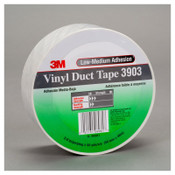 3M 3903 Vinyl Duct Tapes, 2 in x 50 yd x 6.5 mil, Green, 1/RL