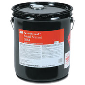 3M Scotch-Seal Metal Sealant 2084, Tube, Aluminum, 5/PA