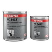 Loctite Fixmaster Steel Liquid, 4 lb, Kit, Grey, 1/KT