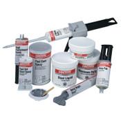 Loctite Fixmaster Steel Putty, 25 lb, Kit, Metallic Grey, 1/KIT