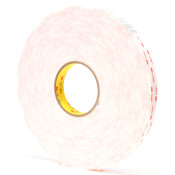 3M VHB Tapes, 4950, White, 3/4 in x 36 yd, 12/CA