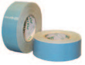 Berry Global Double-Faced Cloth Tapes, 2 in X 36 yd, 13 mil, Natural, 1/ROL