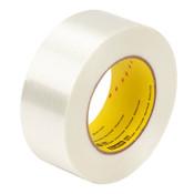 3M Scotch 893 Filament Tapes, 1.41 in x 60.14 yd, Clear, 1/RL