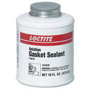 Loctite Aviation Gasket Sealants, 16 oz, 1/EA