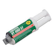 LOCTITE HY 4060 GY Adhesives, 25 ml, Cartridge, Gray, 10/Case, 10/CA
