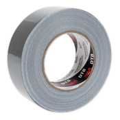 3M DT8 All Purpose Silver Duct Tape, 1.88 in W x 60 Yd L, 8 mil, 1/RL