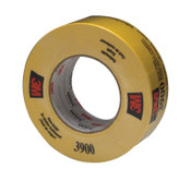 3M Duct Tapes 3900, Yellow, 5 1/2 in x 5 1/2 in x 7.7 mil, 1/RL