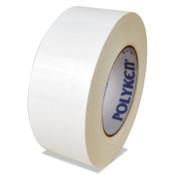 Berry Global 833 Multi-Purpose PE Film Tapes, 72 mm X 55 m, 7.5 mil, White, 16/CA