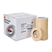3M Highland 2727 Masking Tapes, 1.88 in x 60.14 yd, Beige, 24/CA