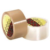 3M SCOTCH BOX SEALING TAPE371 CLEAR 48MMX50M, 1/RL