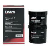 Devcon Aluminum Putty F, 1 lb Can, 1/EA