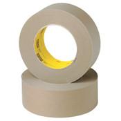 3M Scotch Flatback Tape 2517, 72 mm X 55 m, 6.5 mil, Medium Brown, 1/RL