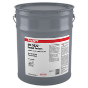 Loctite Sealant Gasket 2, 5 Gallon Can, Black, 5/PAL