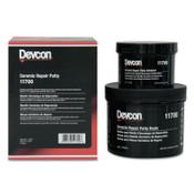 Devcon Ceramic Repair Putty, 3 lb Tub, 1/EA