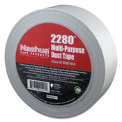 Berry Global 2280 General Purpose Duct Tapes, White, 55m x 48mm x 9 mil, 1/RL