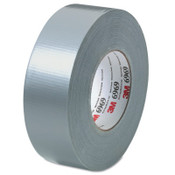 3M Extra Heavy Duty Duct Tape, Silver, 1.88 in x 60 yd x 10.7 mil, 1/EA