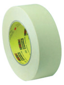 3M Scotch High Performance Masking Tapes 232, 1/2 in X 55 m, 72/CS