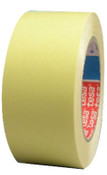 Tesa Tapes Economy Grade Double-Sided Tapes, 2 in X 55 yd, 7 mil, White, 24/CA