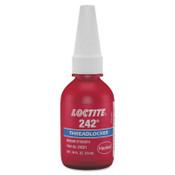 Loctite 242 Threadlockers, Medium Strength, 10 mL, Blue, 1/BTL
