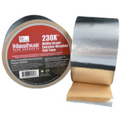 Berry Global Extreme Weather Foil Tapes, 72 mm X 46 m, 3 mil, Silver Aluminum, 1/RL