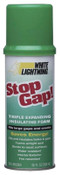Krylon Industrial Stop Gap! Insulation Foam, Triple Expanding, 16 oz Aerosol Can, 8/CA