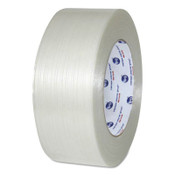 Intertape Polymer Group RG300 Utility Grade Filament Tape, 3/8 in x 60 yd, 100 lb/in Strength, 96/CA