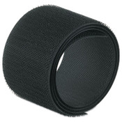 3M Fastener SJ3401 Loop,  1 1/2 in X 50 yd, Black, 1/RL