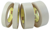 3M 234 Series General Purpose Masking Tapes, 3/4 in x 55 m, Tan, 48/CA