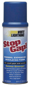 Krylon Industrial Stop Gap! Insulation Foam, Minimal Expanding, 16 oz Aerosol Can, 8/CA